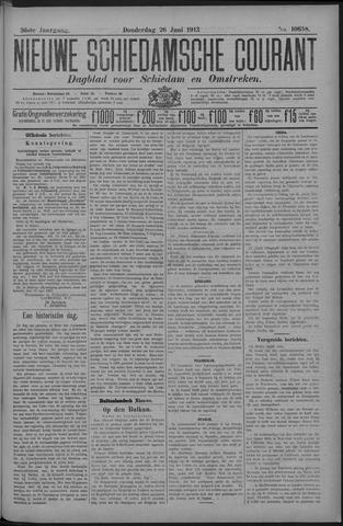 Nieuwe Schiedamsche Courant 1913-06-26