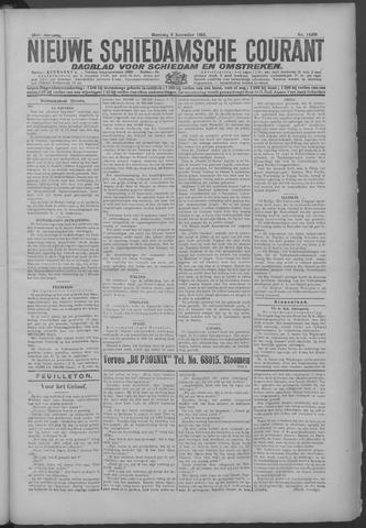 Nieuwe Schiedamsche Courant 1925-11-09