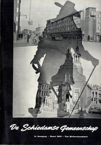 Schiedamse Gemeenschap (tijdschrift) 1952-03-01