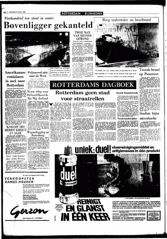 Rotterdamsch Parool / De Schiedammer 1966-03-23