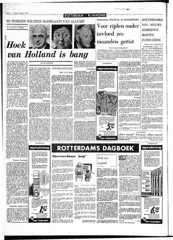 Rotterdamsch Parool / De Schiedammer 1970-01-23