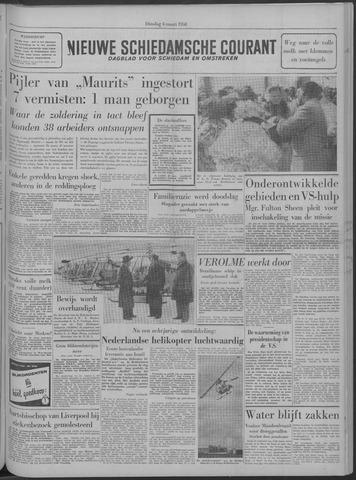 Nieuwe Schiedamsche Courant 1958-03-04