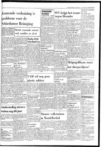 Rotterdamsch Nieuwsblad / Schiedamsche Courant / Rotterdams Dagblad / Waterweg / Algemeen Dagblad 1968-11-22