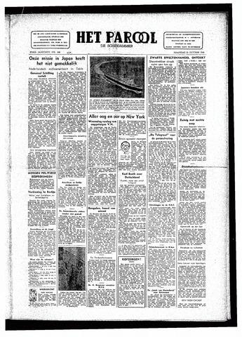 Rotterdamsch Parool / De Schiedammer 1946-10-21