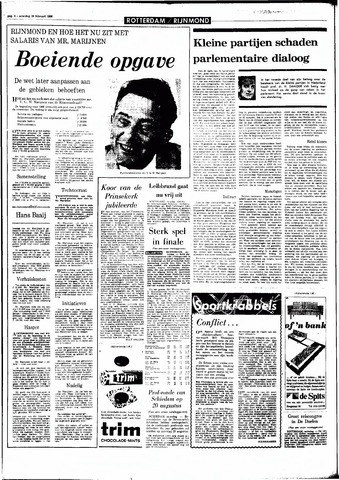 Rotterdamsch Parool / De Schiedammer 1966-02-19