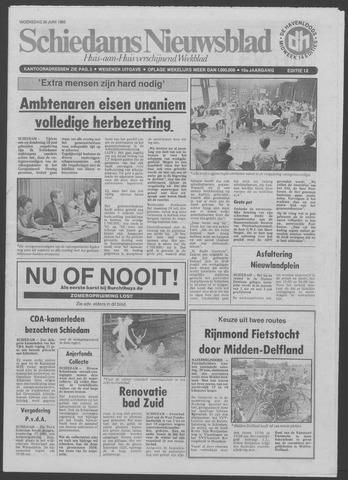 Schiedams Nieuwsblad 1985-06-26
