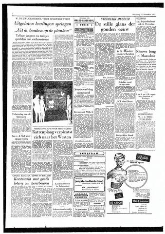 Rotterdamsch Parool / De Schiedammer 1955-12-21