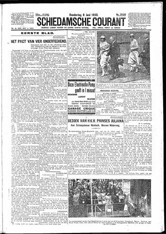 Schiedamsche Courant 1933-06-08