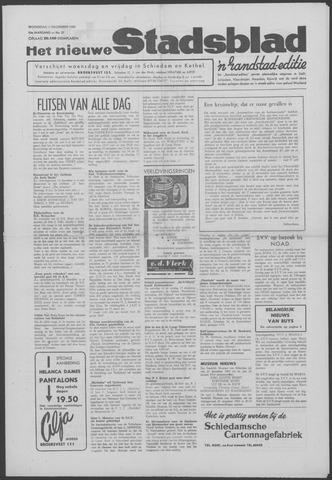 Het Nieuwe Stadsblad 1963-12-11