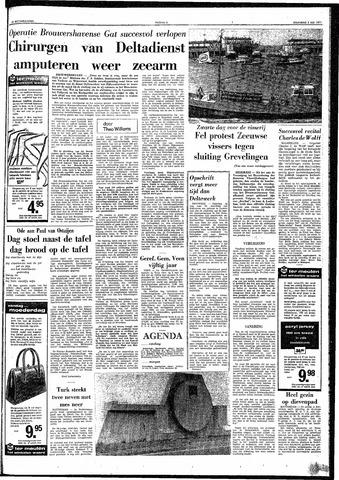 Trouw / De Rotterdammer 1971-05-03