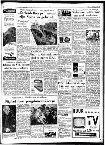 Trouw / De Rotterdammer 1962-11-19