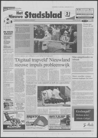 Het Nieuwe Stadsblad 2000-06-15