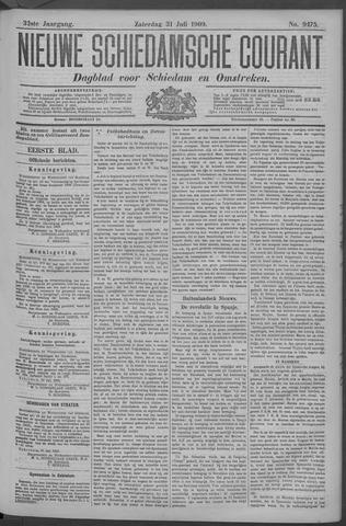 Nieuwe Schiedamsche Courant 1909-07-31