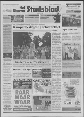 Het Nieuwe Stadsblad 2004-07-14