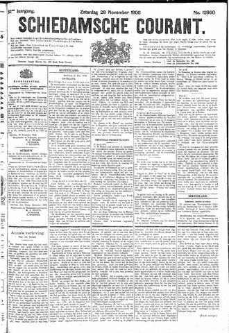 Schiedamsche Courant 1908-11-28