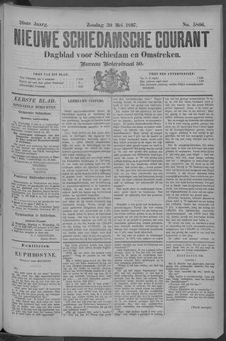 Nieuwe Schiedamsche Courant 1897-05-30