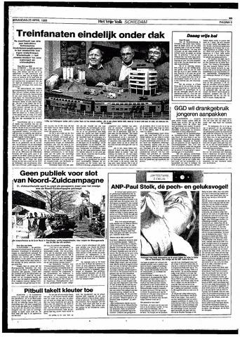 Het Vrije volk 1988-04-25