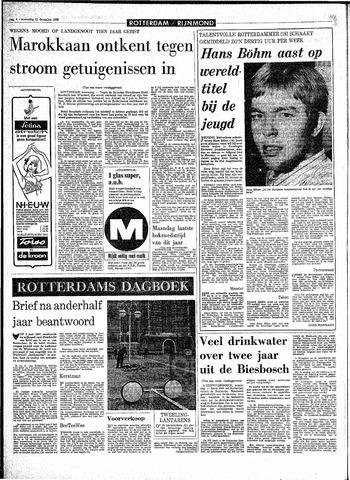 Rotterdamsch Parool / De Schiedammer 1968-12-11