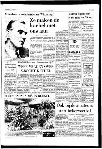 Het Vrije volk 1969-10-16