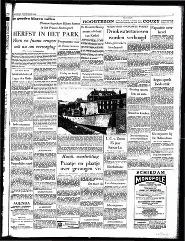 Rotterdamsch Parool / De Schiedammer 1963-10-02