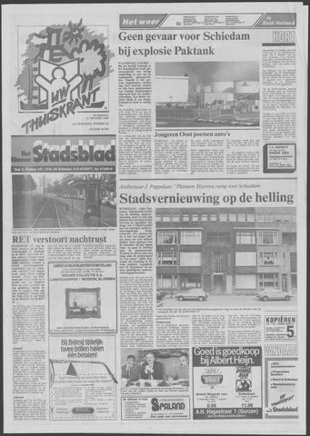Het Nieuwe Stadsblad 1989-10-18