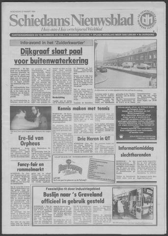 Schiedams Nieuwsblad 1984-03-21