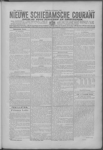 Nieuwe Schiedamsche Courant 1925-08-20