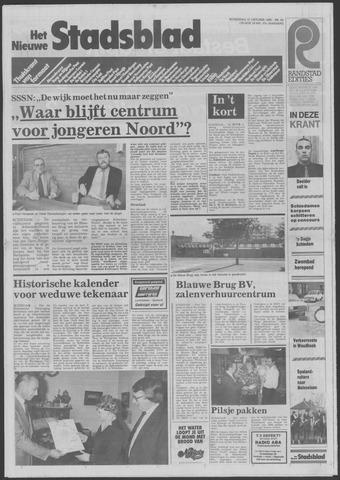 Het Nieuwe Stadsblad 1985-10-16