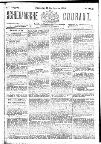 Schiedamsche Courant 1898-09-14