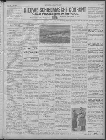 Nieuwe Schiedamsche Courant 1932-04-14