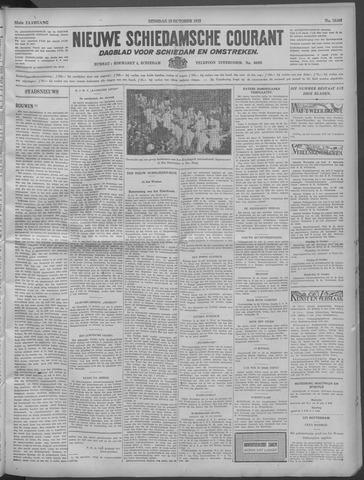 Nieuwe Schiedamsche Courant 1932-10-18