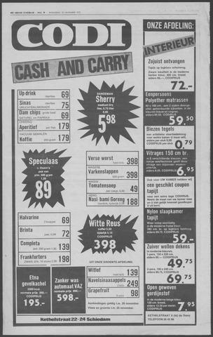 Het Nieuwe Stadsblad 1972-11-22