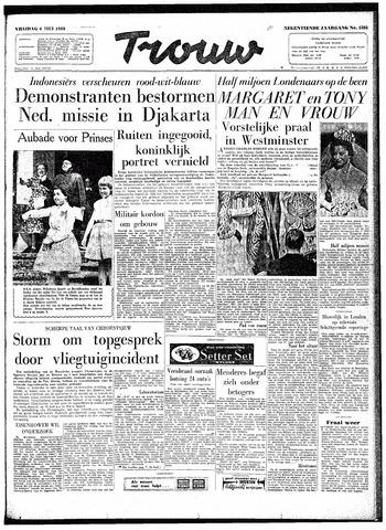 Trouw / De Rotterdammer 1960-05-06