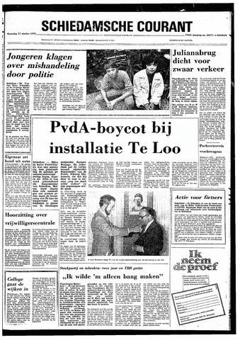Rotterdamsch Nieuwsblad / Schiedamsche Courant / Rotterdams Dagblad / Waterweg / Algemeen Dagblad 1979-10-17