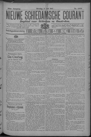 Nieuwe Schiedamsche Courant 1917-07-17