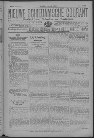 Nieuwe Schiedamsche Courant 1918-07-16