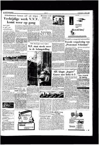 Trouw / De Rotterdammer 1962-05-09