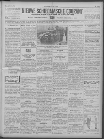 Nieuwe Schiedamsche Courant 1933-08-04