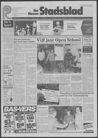 Het Nieuwe Stadsblad 1984-01-25