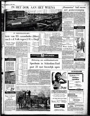 Rotterdamsch Parool / De Schiedammer 1962-05-15
