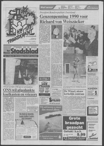 Het Nieuwe Stadsblad 1990-01-17