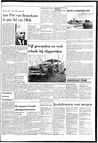 Rotterdamsch Nieuwsblad / Schiedamsche Courant / Rotterdams Dagblad / Waterweg / Algemeen Dagblad 1968-12-28