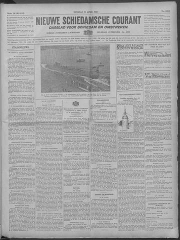 Nieuwe Schiedamsche Courant 1933-04-11