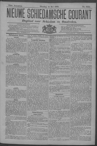 Nieuwe Schiedamsche Courant 1909-05-18