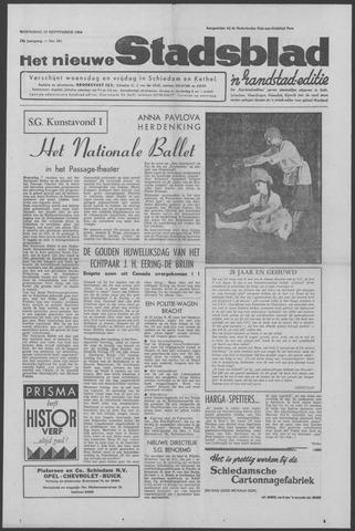 Het Nieuwe Stadsblad 1964-09-23