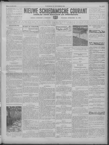 Nieuwe Schiedamsche Courant 1933-11-15