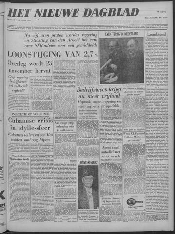 Nieuwe Schiedamsche Courant 1962-11-10