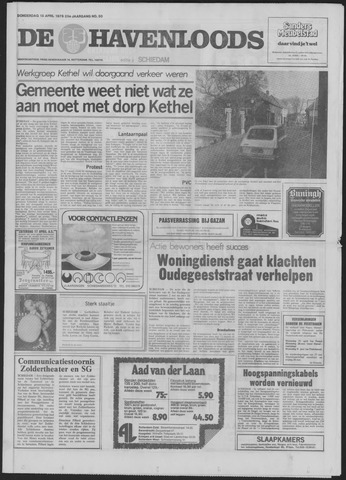 De Havenloods 1976-04-15