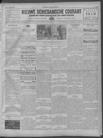 Nieuwe Schiedamsche Courant 1932-01-16