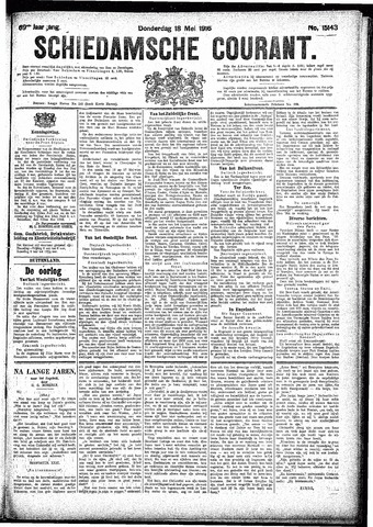 Schiedamsche Courant 1916-05-18